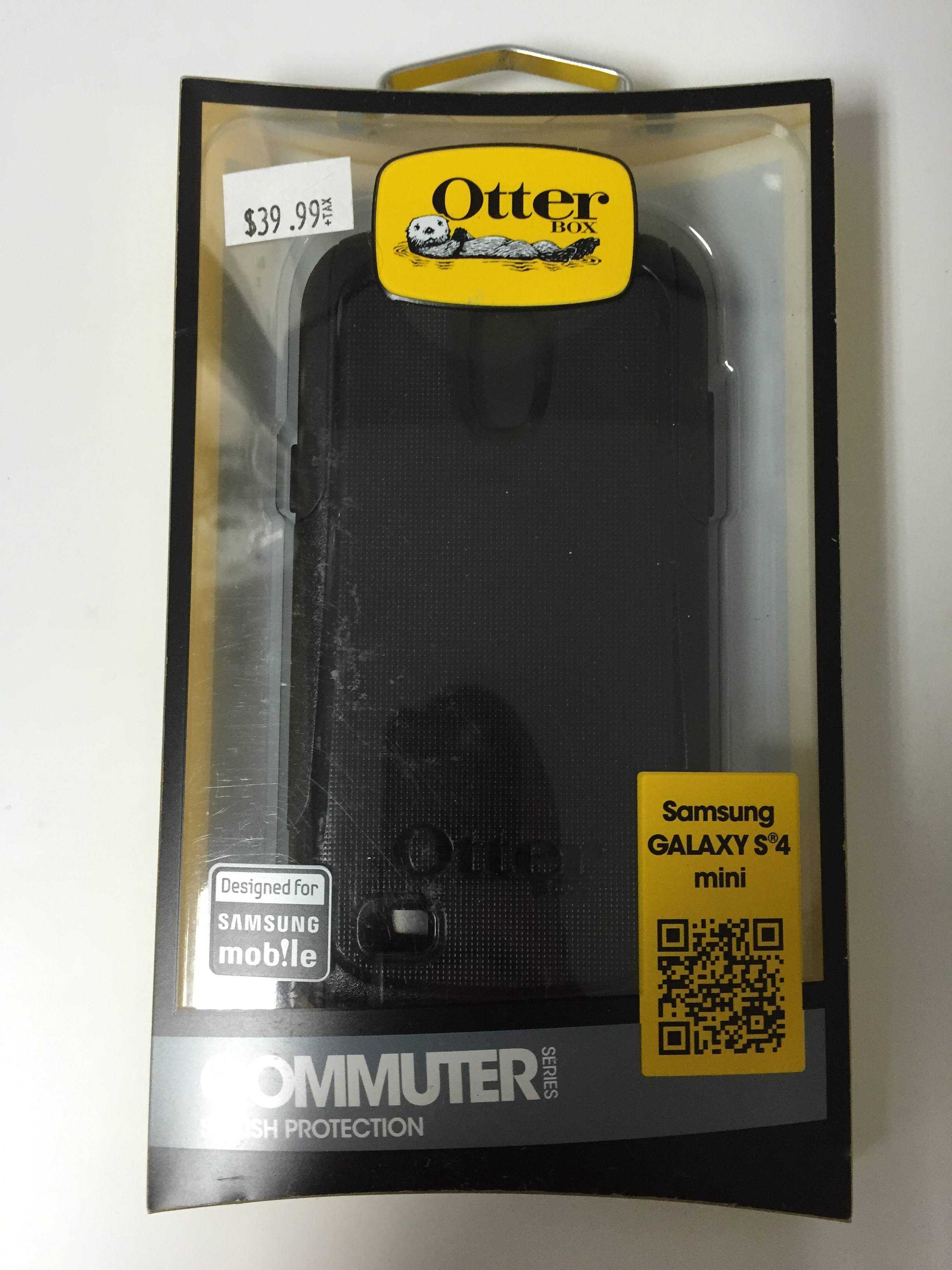 Otterbox Commuter Series for Samsung Galaxy S4 Mini