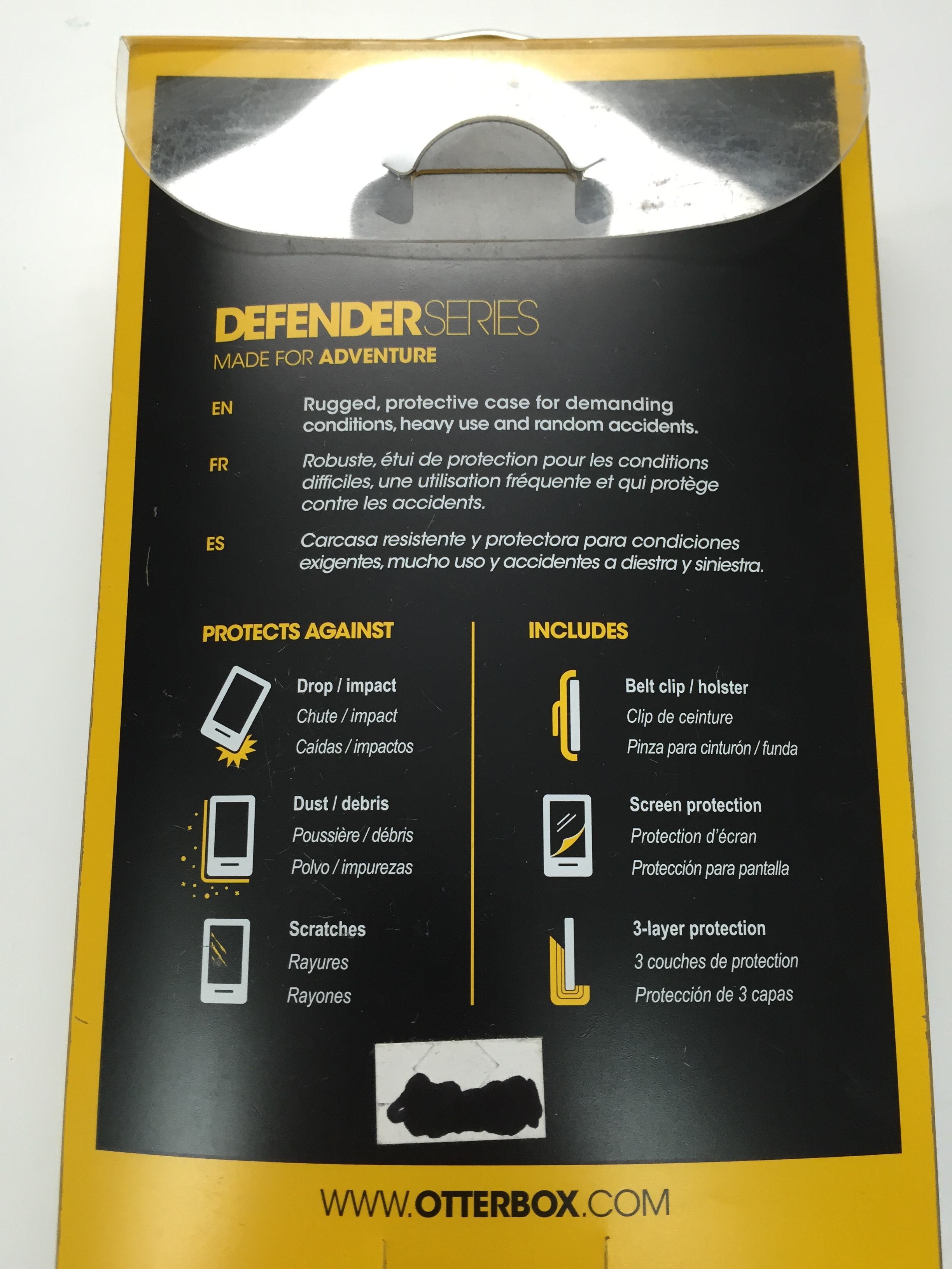 Otterbox Defender Series for Samsung Galaxy S4 Mini