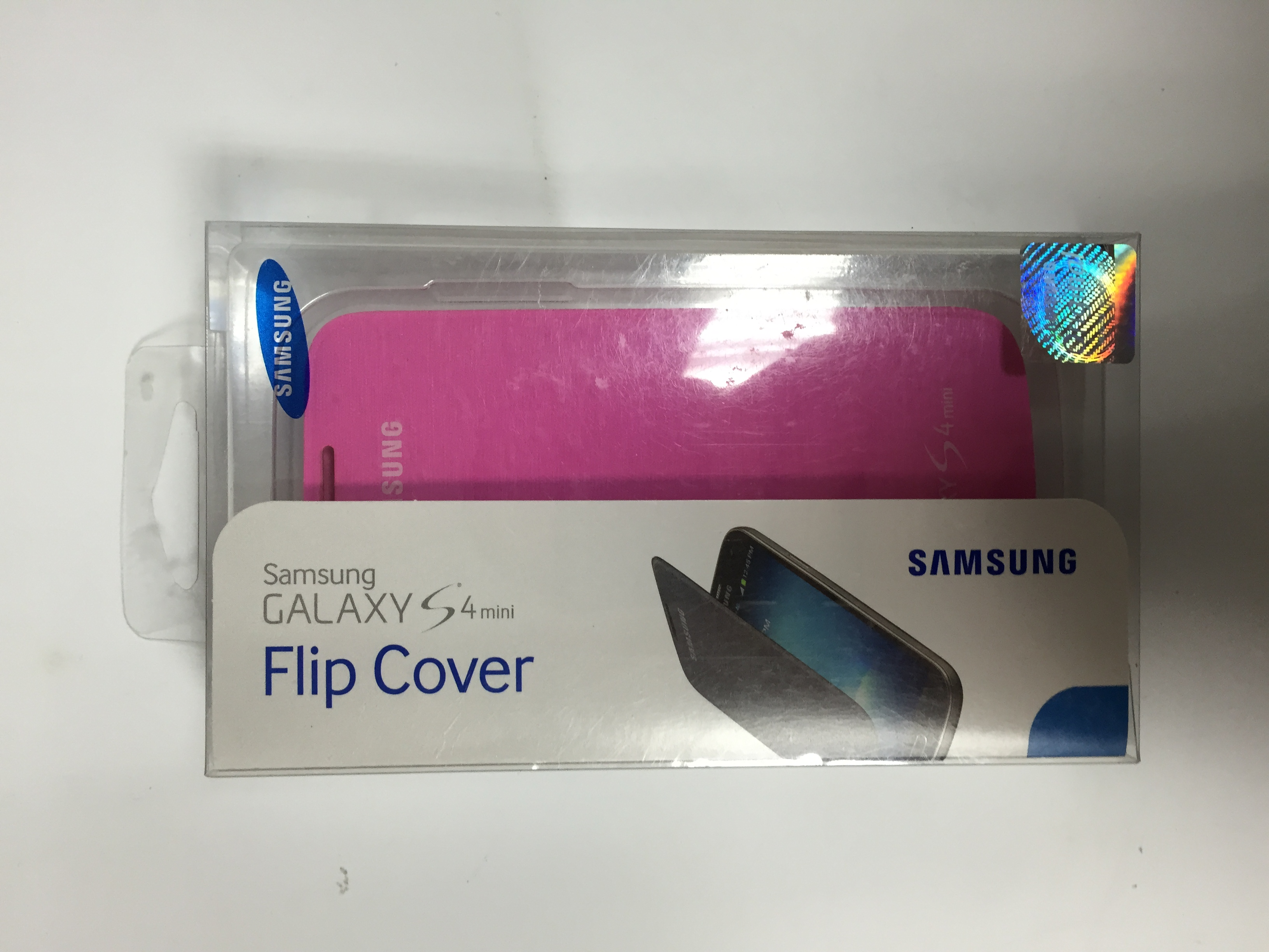 Samsung Flip Cover Case for Samsung Galaxy S4 Mini