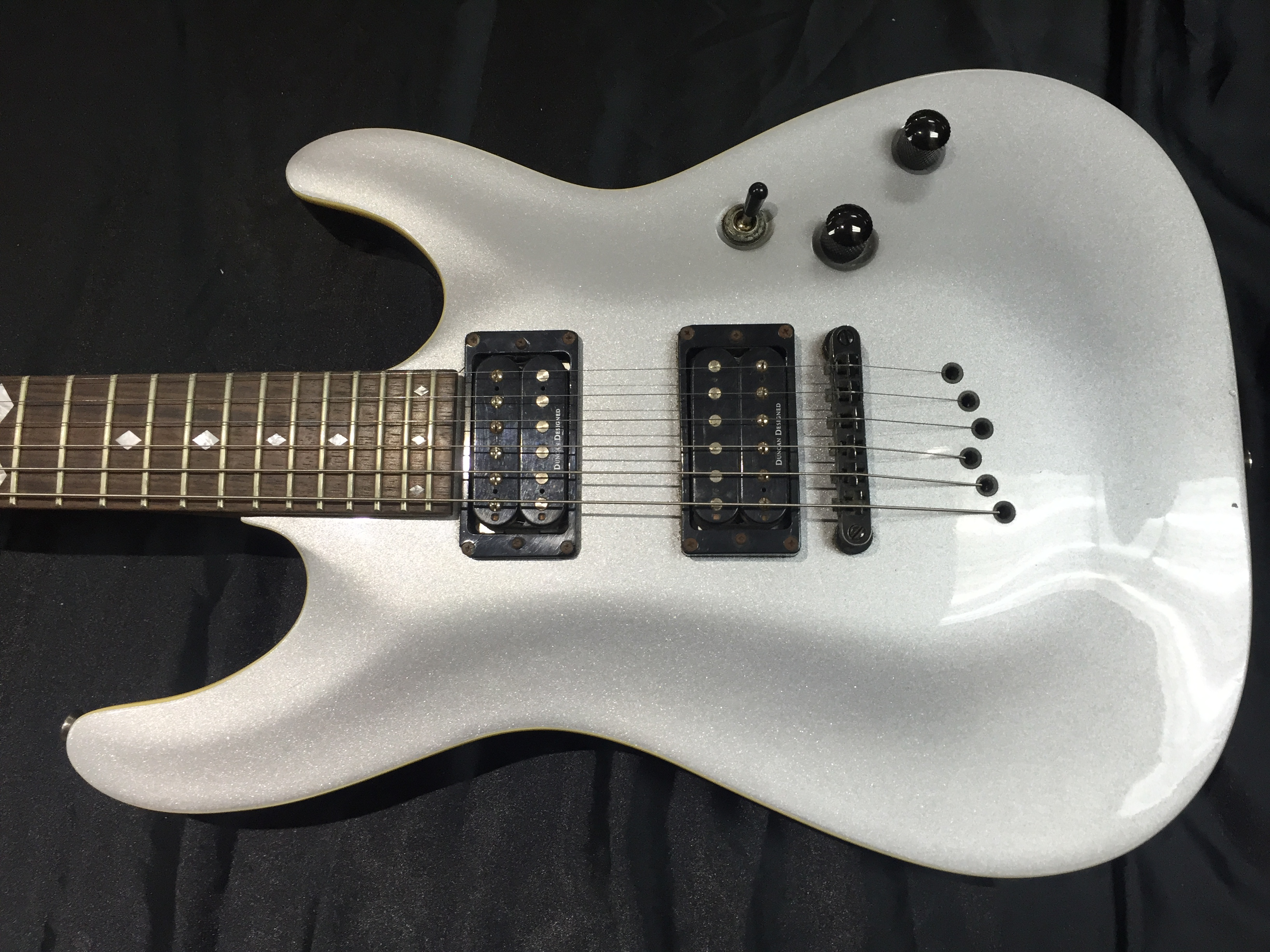Schecter Diamond Series C-1
